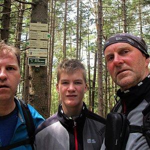Michal Kříž na vrcholu Popelná hora - S vrchol (29.5.2021 12:08)