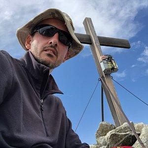 koc256 na vrcholu Klein Furkahorn (6.7.2019 10:34)