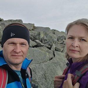 ZetBé na vrcholu Gówniak (16.8.2019 9:26)
