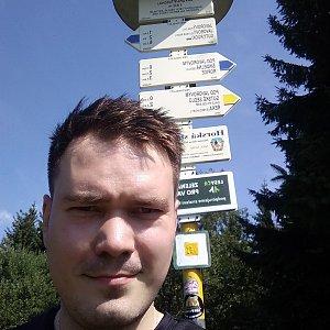 KonyCz na vrcholu Javorový vrch (1.9.2019 12:22)