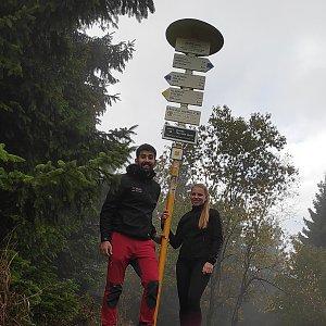 Fíkus na vrcholu Javorový vrch (6.10.2019 16:15)
