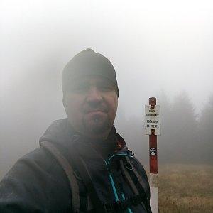 Tarantino na vrcholu Javorový vrch (10.11.2019 11:19)