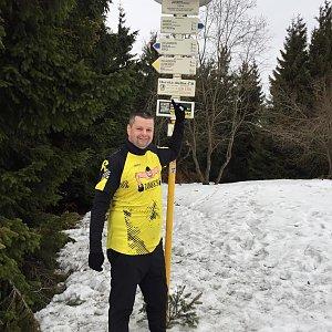 Ombre_Zamakejsi.cz na vrcholu Javorový vrch (18.1.2020 11:40)