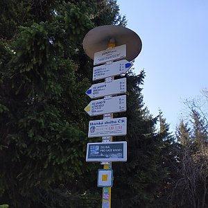 ŠenovKK na vrcholu Javorový vrch (12.4.2020 15:56)