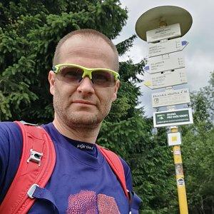 ZetBé na vrcholu Javorový vrch (12.7.2019 11:09)