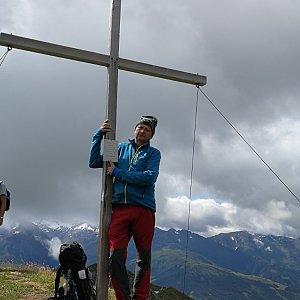 Pepino na vrcholu Ochsenkopf  (16.8.2019 11:36)