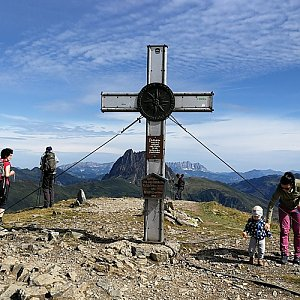 Pepino na vrcholu Wildkogel  (17.8.2019 10:32)