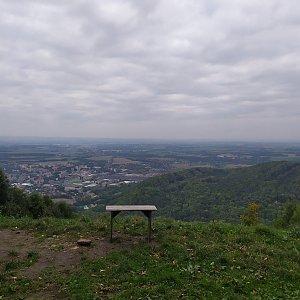 ŠenovKK na vrcholu Červený kámen (25.9.2021 9:20)