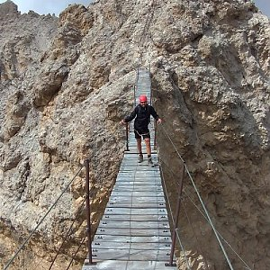 Fíkus na vrcholu Cristallino d'Ampezzo (22.8.2019 11:00)