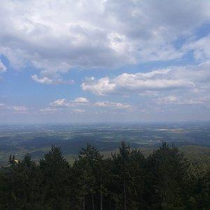 martenzites na vrcholu Kleť (24.5.2019 0:00)