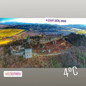 Jan Bančík na vrcholu Starojický kopec (29.12.2020 13:00)