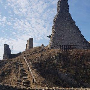 Dafko94 na vrcholu Starojický kopec (30.3.2021 9:58)