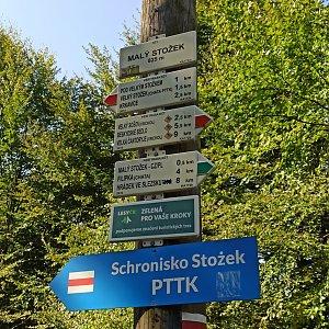 Priserka-xxl na vrcholu Malý Stožek (22.9.2020 10:01)