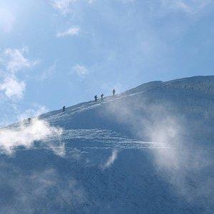 AndKapka na vrcholu Ararat (5.8.2018 10:09)