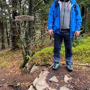 Pery na vrcholu Burkův vrch / Burkov vrch (22.5.2021 15:47)