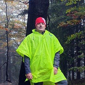 Vítězslav Vrána na vrcholu Burkův vrch (5.10.2019 12:18)