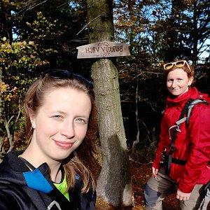 V+V Soklíci na vrcholu Burkův vrch (12.10.2019 13:35)