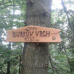 ŠenovKK na vrcholu Burkův vrch (18.6.2018 12:36)