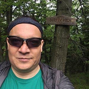 Pery na vrcholu Burkův vrch (1.6.2019 11:34)
