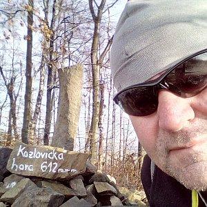 Li Be na vrcholu Kozlovická hora (29.12.2020 11:52)