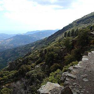 Léňa Manová na vrcholu Veleta (19.5.2019 13:46)