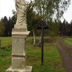 Iveta Válová na vrcholu Kopanina (17.10.2020 16:00)
