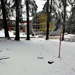 Vladimír Grančay na vrcholu Javorník (28.12.2019 12:53)
