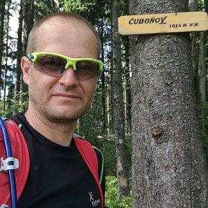 ZetBé na vrcholu Čuboňov (9.8.2019 11:50)