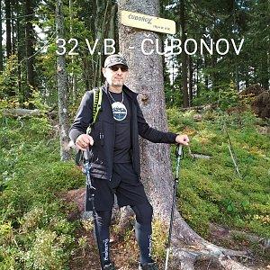 Aleš Sýkora na vrcholu Čuboňov (29.9.2019 13:24)