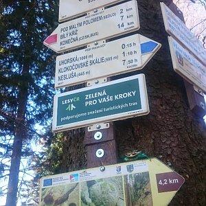 Pajulka na vrcholu Čuboňov (21.4.2018 15:11)
