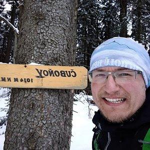 pa3k.soyka na vrcholu Čuboňov (22.2.2020 10:58)