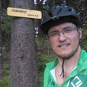 pa3k.soyka na vrcholu Čuboňov (27.5.2018 11:44)
