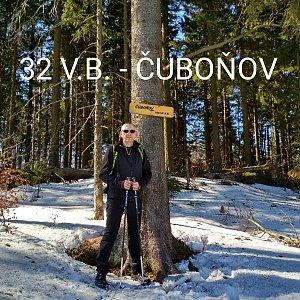 Aleš Sýkora na vrcholu Čuboňov (15.3.2020 12:16)