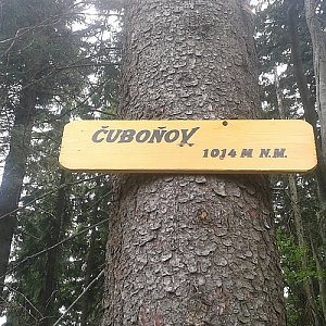 ŠenovKK na vrcholu Čuboňov (18.6.2018 15:07)
