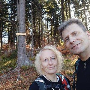 stebrony na vrcholu Čuboňov (14.10.2018 12:06)