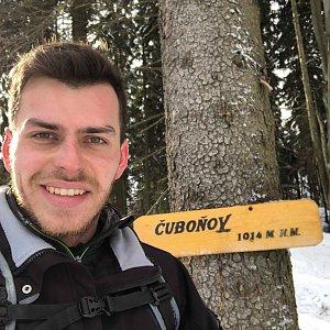 Pospa na vrcholu Čuboňov (23.2.2019 12:56)