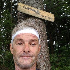 Jaroslav Macura na vrcholu Čuboňov (18.7.2021 16:21)