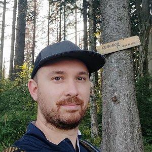 sewa na vrcholu Čuboňov (4.9.2021 17:14)