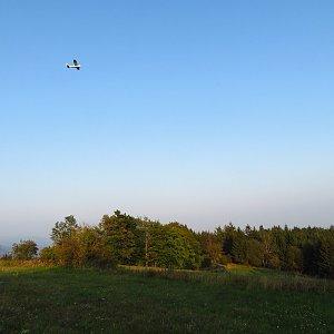 Iveta Válová na vrcholu Kozákov (31.8.2019 18:34)