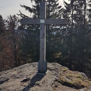 Marek Feest na vrcholu Hohlstein (20.10.2019 12:29)