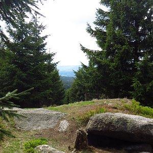 Iveta Válová na vrcholu Olivetská hora (13.5.2016 14:06)