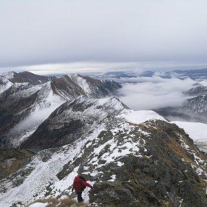 martenzites na vrcholu Deneck (2.11.2019 11:20)