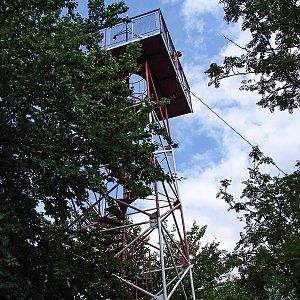 Martin Matějka na vrcholu Žaltman (12.7.2009 15:19)