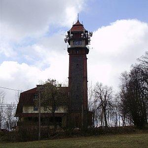 Iveta Válová na vrcholu Tábor (9.4.2011 8:57)