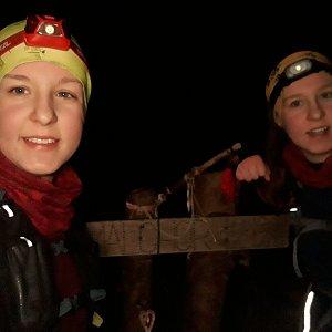 Hanka Ličková na vrcholu Malchor (26.1.2020 17:36)