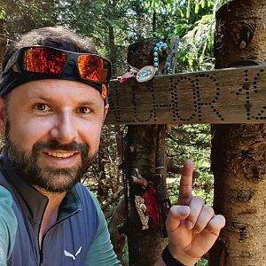 Radoss na vrcholu Malchor (30.7.2020 14:25)