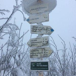 ZdenekCahlik na vrcholu Malchor (31.12.2018 8:40)