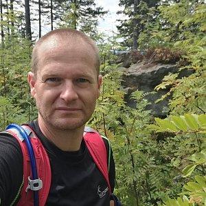 ZetBé na vrcholu Nad Kršlí (9.8.2019 12:41)
