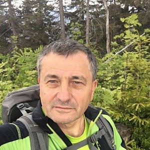 Jarek na vrcholu Nad Kršlí (21.5.2020 12:51)