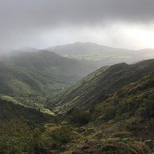 Terez Valčíková na vrcholu Pico da Vara (26.11.2019 13:30)